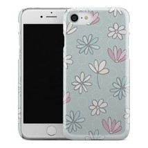 Casestry | Cute Blue Pink And Yellow Spring Flowers | iPhone 8 Case - $11.99