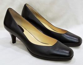 Cole Haan Classics Heels Size-9B Black Leather - $59.95