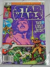 """STAR WARS MARVEL COMICS  #49 """"THE LAST JEDI"""" 1st Jedidiah - C2584 - $24.29"""