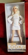 Tall Blonde Barbie Signature LOOKS #6 doll NRFB Mattel  - $45.00