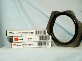 Camera Cokin A System Starter Set Inc 3 Landscape Filters, Holder+62mm Ada Ring  - $12.00