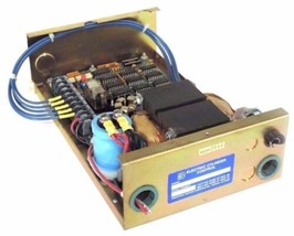 INDUSTRIAL DEVICES CORP D2201 ELECTRIC CYLINDER CONTROL DRIVE