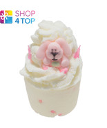 BUNNY HOP BATH MALLOW BOMB COSMETICS SUGAR FRANKINCENSE HANDMADE NATURAL... - $4.05