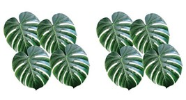 "Beistle S54556AZ2 Tropical Palm Leaves, 11.5"" x 13"", Green, 8 Piece - $9.75"