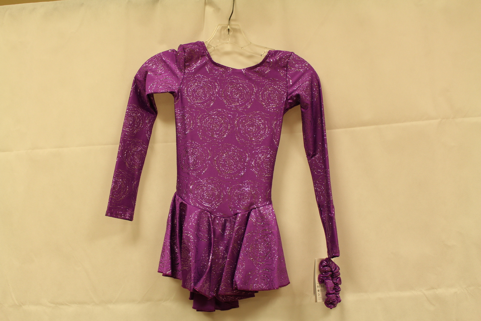 Primary image for Mondor Model 666 Girls Skating Dress Purple Peony SIze Adult Small