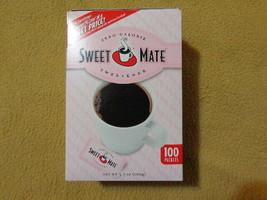SWEET MATE—COFFEE,TEA,CEREAL Zero Calorie SWEETENER—100 PACKETS - $2.63