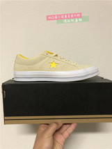 Converse One Star 159814C Yellow Shoe - $65.99