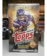 2013 Topps  Factory Sealed Unopened Hobby Football Box - $53.41