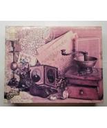 """Golden Guild Puzzle Antique Menagerie 1000 Piece 27X 21"""" Puzzle Sealed - $19.79"""