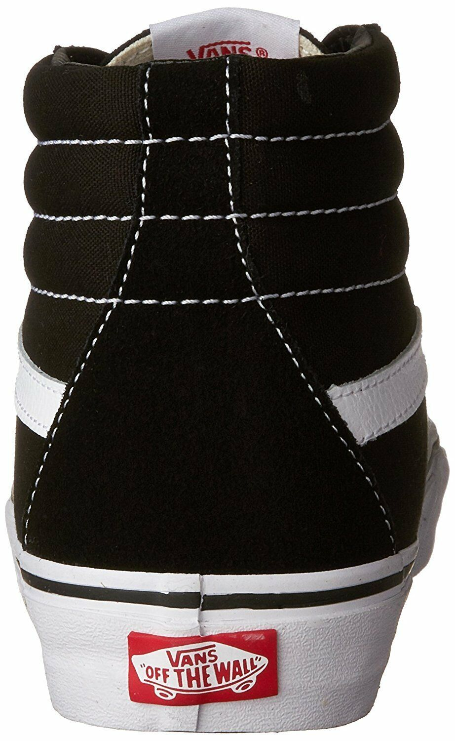 Vans Sk8-Hi Unisex Casual High-Top Skate Shoes, Comfortable and Durable in