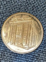 Vintage  first national bank centre square coin Coin Medal Token - $1.99
