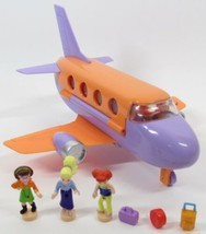 1998 Polly Pocket Polly and the Pops Tour Jet  Vintage  Bluebird Toys CO... - $45.00