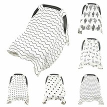 Baby Stroller Blanket Car Seat Cradle Sunshade UV Cover Canopy Kids Acce... - $9.87