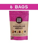 Second Nature Wholesome Medley Trail Mix - Healthy Snacks Blend of Light... - $74.20