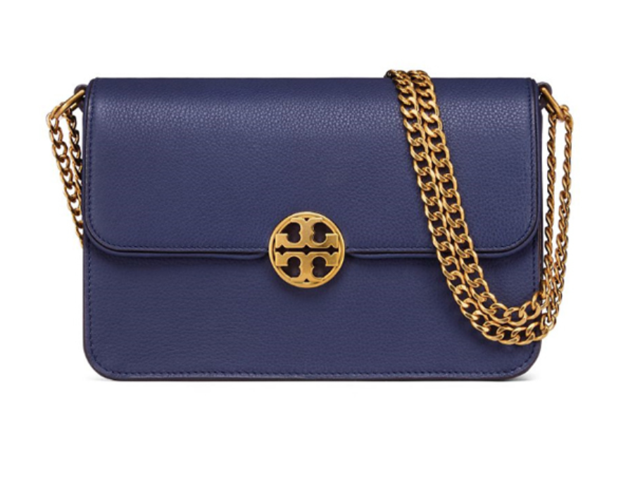 TORY BURCH Chelsea Convertible Shoulder Bag with Free Gift Free Shipping image 7