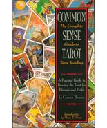 COMMON SENSE TAROT Camden Benares TAROT READING... - $2.99