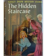 Nancy Drew #2 THE HIDDEN STAIRCASE 1959D-82 hcd... - $21.00