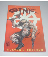 John Mueller's OINK Heaven's Butcher GRAPHIC NOVEL - $59.99