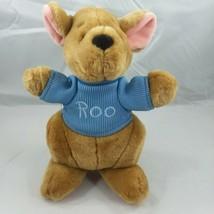 """Disney Store Winnie the Pooh ROO Plush 9"""" ROO Name On Shirt - $19.95"""