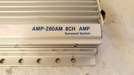 08-11 Kia Soul Amplifier AMP-280AM 8CH AMP 96370-2K000 image 2
