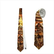 necktie tie indiana jones neck tie cosplay - $22.00