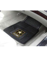 US Army Car Mats 4 Piece Front & Rear Heavy Duty Vinyl - $58.90