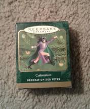 New Hallmark Ornaments Miniature 2000 Catwoman - superhero DC Comics women hero - $0.98