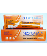 NEOTICA ANALGESIC BALM Relief Muscle Aches Sport Pains Insect Bite 100g ... - $11.99