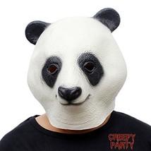 CreepyParty Novelty Halloween Costume Party Latex Animal Head Mask Giant... - £11.59 GBP
