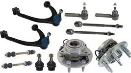 08-13 Chevy Silverado GMC Sierra 1500 Control arm Wheel Bearing Tie rod ... - $207.50
