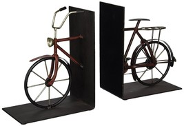 IMAX 74435-2 Renee Bicycle Book Ends, Set of 2  - $116.39