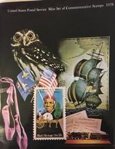 Ee.uu. 1978 USPS Artículo N º 937 Conmemorativo Nuevo Juego - Foldout W/Original - $21.01
