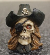 Pirate Skull Head by Summit Collection of Arcadia 1998 - $310,10 MXN