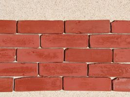 """Antique Brick Veneer Side Molds 8x2"""" Cover Wall Floor Patio, 45+5 FREE Fast Ship image 5"""