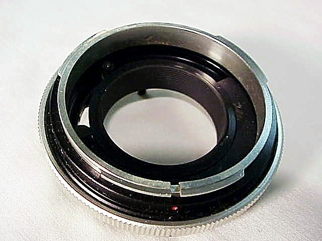 12mm Canon FD type macro extension tube (No 3)