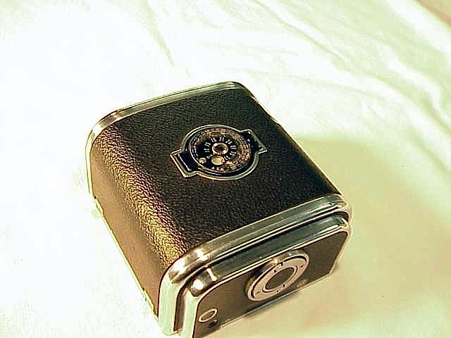 12 Film Back (1965) for Hasselblad (No 6)