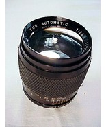 135mm f2.8 YUS Automatic Lens for Yashica Cameras - $49.00