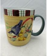 "Lenox Winter Greetings Everyday ""NutHatch"" pattern - Coffee cup/mug - EUC - $6.93"