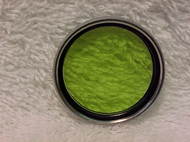 27mm Kenko Brand Green Filter for Contaflex