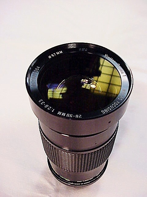 28-90mm f2.8-3.5 Vivitar Series I for Contax/Yashica Cameras