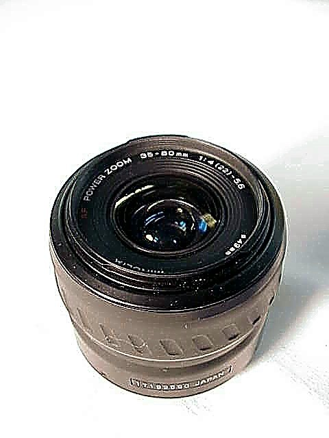 35-80mm f4.0-5.6 AF Maxxum Power Zoom for 7000/9000 Cameras