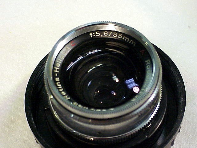 35mm f4 lens for retina iii bi