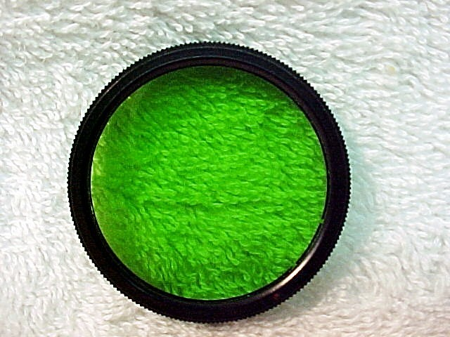 37mm Green No 10 Slip-on Filter for Zeiss Super Ikonta