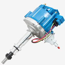A-Team Performance HEI Complete Distributor 6 Cylinders Compatible with Ford Inl image 3