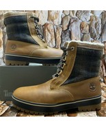 "Timberland Men's 6"" Spruce Mountain Wheat Leather Waterproof Boot sty 69... - $107.10"