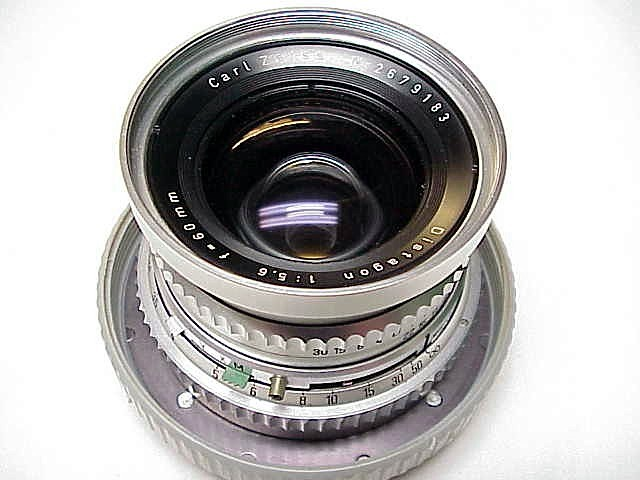 60mm f56 distag