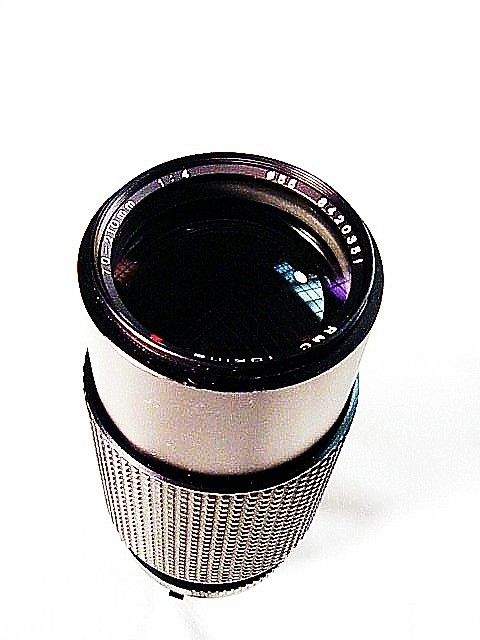 70-210mm f4.0 Tokina Lens for Minolta MD