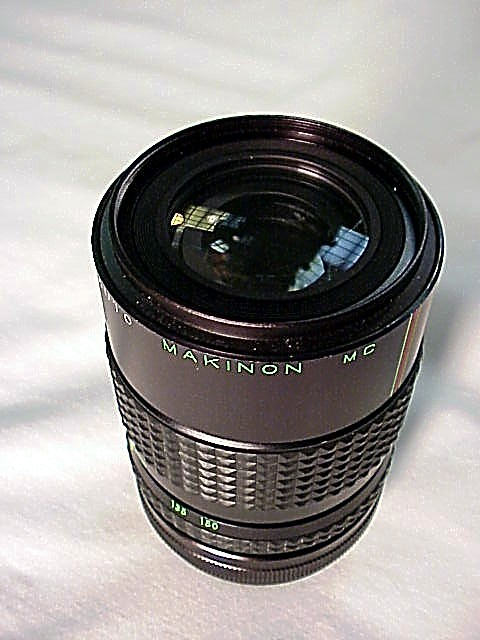 75-150mm f4.5 Makinon Brand Lens for Konica