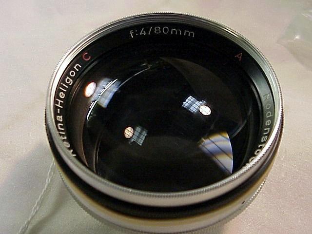 80mm f4 telephoto for retina iii bi