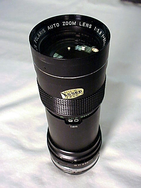 90-190mm Polaris Brand Lens for Konica